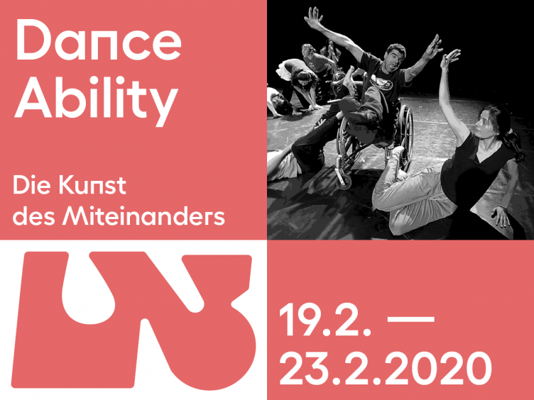Akademie vergibt 2 Stipendien für DanceAbility!