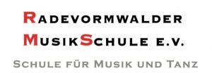 Logo Musikschule Radevormwald
