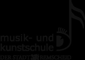 Logo Musik- und Kunstschule Remscheid