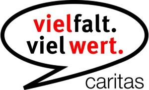 Logo Caritas Vielfalt