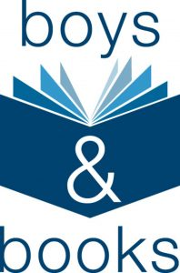 Logo von boys & books